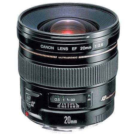 Canon 20mm f2.8 USM