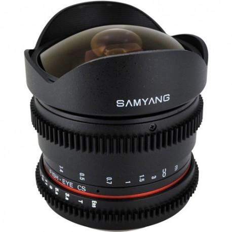 Samyang 8mm t3.8 VDSLR II