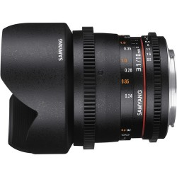 Samyang 10mm f3.1 VDSLR II ED AS NCS