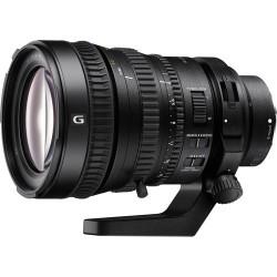 Objetivo Sony 28-135mm f4 G OSS FE PZ