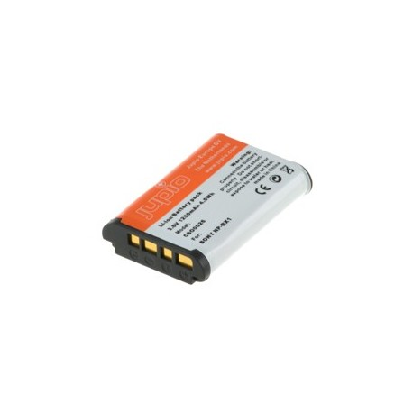 Jupio Panasonic CGR-S001 / DMW-BCA7 (680 mAh)