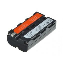 Jupio Sony NP-FH50 con infochip (750 mAh)