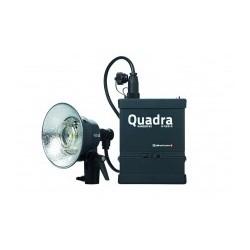 Elinchrom Generador Ranger Quadra Hybrid AS RX + Antorcha Q tipo A Kit KM0