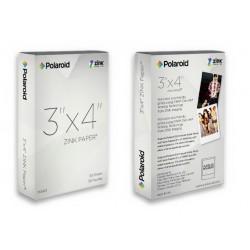Polaroid 3x4 Zink 50 fotos