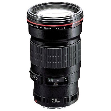 Canon 200mm f2.8 II L USM