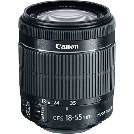 Canon 18-55mm f3.5-5.6 IS STM