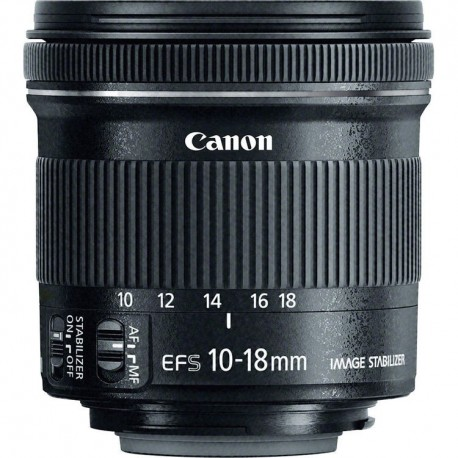 Canon 10-22mm f3.5-4.5 EFS USM