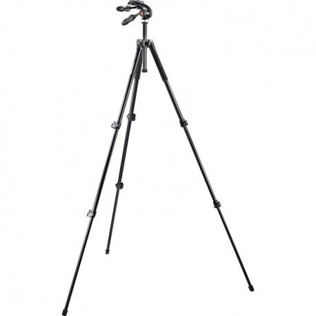Manfrotto Kit 293A3 + Rótula 3 Way QR Alum.