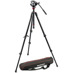 Manfrotto Kit Video Alum. MDEVE 755XB