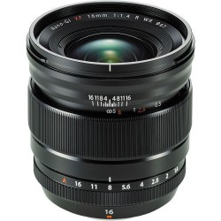 Fuji 16mm f1.4 R