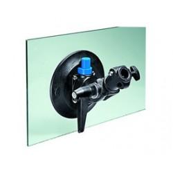 Manfrotto Ventosa con base plana con conector de 16mm orientable