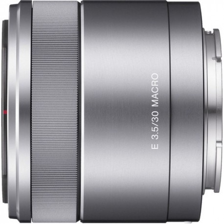 Objetivo Sony 30mm f3.5 Macro