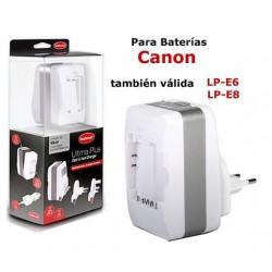 Hahnel Cargador Ultima Plus para Canon