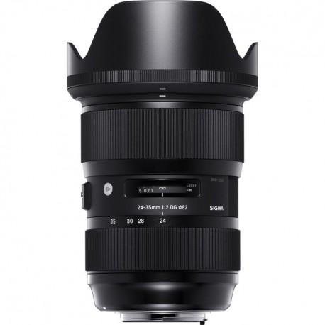 Sigma 24-35mm f2 DG Art