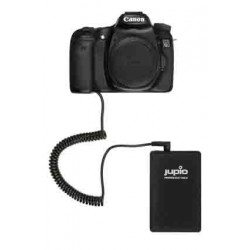 JUPIO POWER BANK DSLR PARA CANON LP-E6