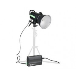Phottix Kit Flash de estudio Indra 500 TTL con adaptador AC