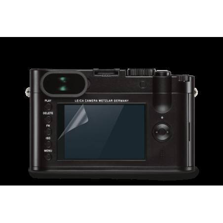 Leica Film Proteccion LCD para Q Typ116 Negra