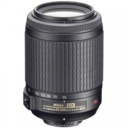 Nikon 55-200mm f4-5.6 DX G ED AF S VR