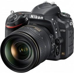 Nikon D750 + 24-120 VR