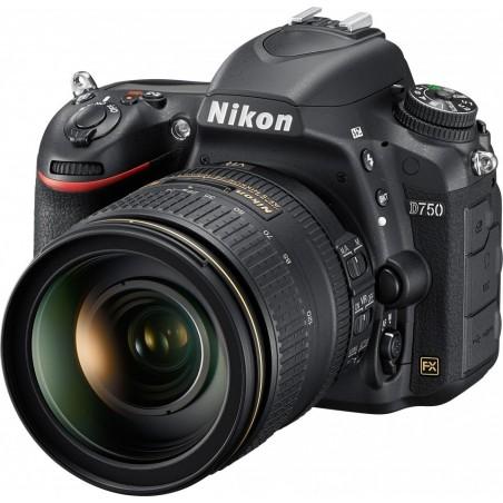 Nikon D750 + 24-120mm f4 VR