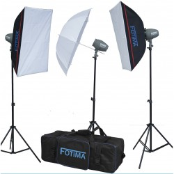 Fotima FTF-200 Estudio 3 x 200 w.