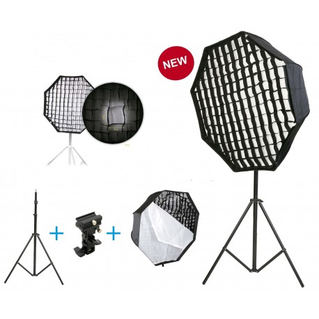 Cactus Softbox para Flashes