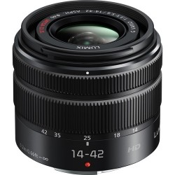 Panasonic 14-42mm f/3.5 -5.6 Extraido de Kit