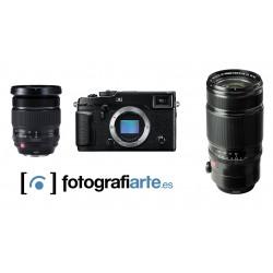 Fuji X-PRO 2 + 16-55mm f2.8 + 50-140mm f2.8