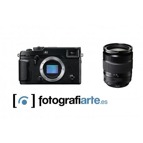 Fuji X-PRO 2 + 18-135mm f3.5-5.6