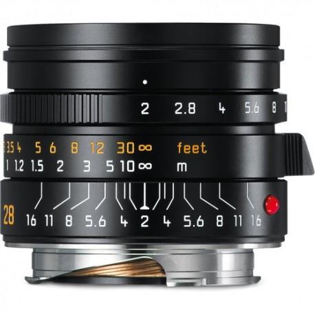 Leica 28mm f/2 Summicron Asph M
