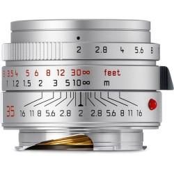 Leica 35mm f/2 Summicron Asph cromado