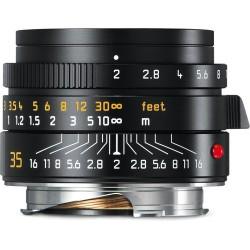 Leica 35mm f/2 Summicron Asph negro