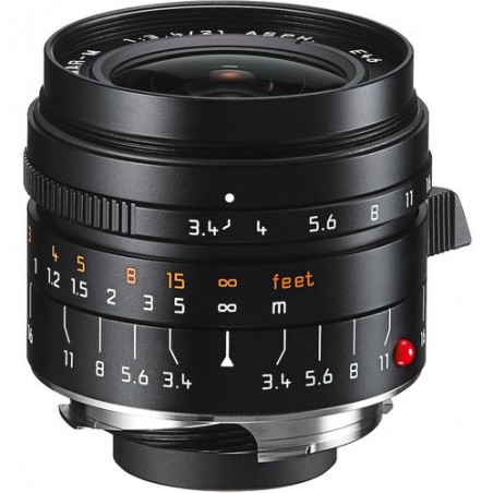 Leica 21mm f3.4 Super Elmar Asph