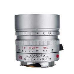 Leica 50mm f/1.4 Summilux Asph M Cromado