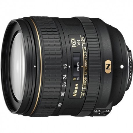 Nikon 16-80mm f2.8-4 DX G ED VR