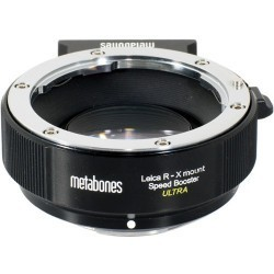 Metabones Speed Booster ULTRA Fuji X a Leica R