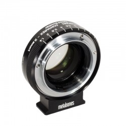 Metabones Speed Booster ULTRA Fuji X a Contarex