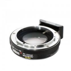 Metabones Speed Booster ULTRA Fuji X a Canon FD