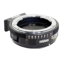 Metabones Speed Booster ULTRA Fuji X a Nikon G