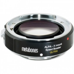 Metabones Speed Booster ULTRA Fuji X a Alpa