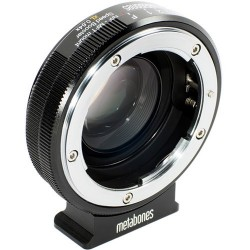 Metabones Speed Booster Micro 4/3 XL a Nikon G