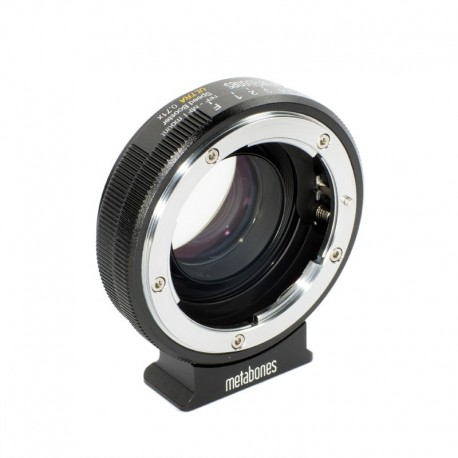 Metabones Speed Booster ULTRA Micro 4/3 a Nikon G