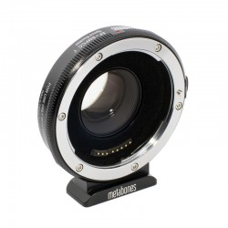 Metabones Speed Booster BMPCC Micro 4/3 a Canon EF