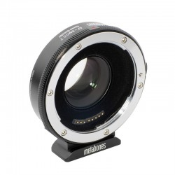 Metabones Speed Booster BMCC Micro 4/3 a Canon EF