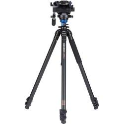 Benro Kit Trípode Vídeo Alum. A2573FS6
