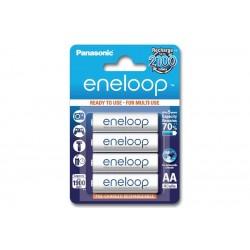 Sanyo Eneloop Bateria AA Recargable 2100 mAh (4 Unidades)