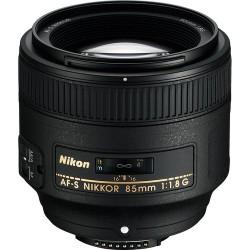 Nikon 85mm f1.8 G ocasion