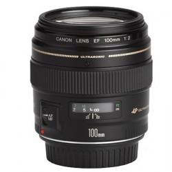 Canon 100mm f2 USM