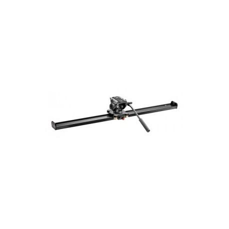 Manfrotto Slider 100cm con Rótula MVH500AH