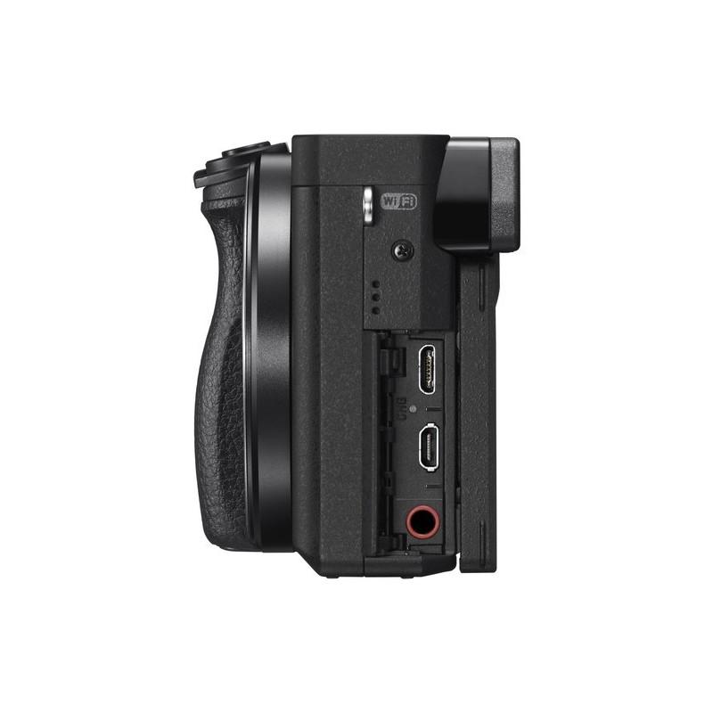 cámara sin espejo | Sony Alpha 6300